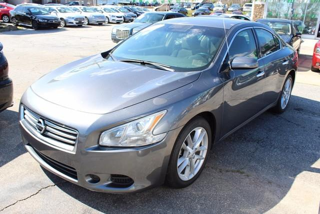2014 NISSAN MAXIMA 4DR SDN 35 SV gray side impact beamsdual stage driver and passenger seat-mou
