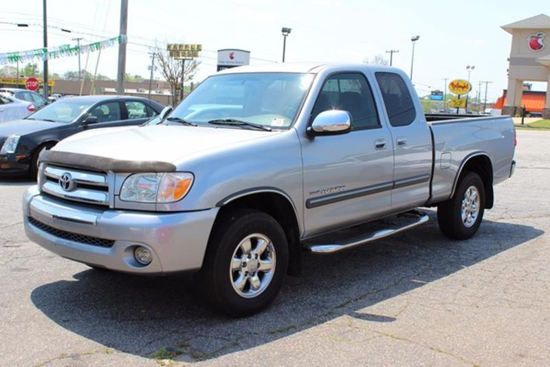 2006 TOYOTA TUNDRA SR5 4DR ACCESS CAB SB 40L V6 5 gray driverfront passenger dual-stage airbag