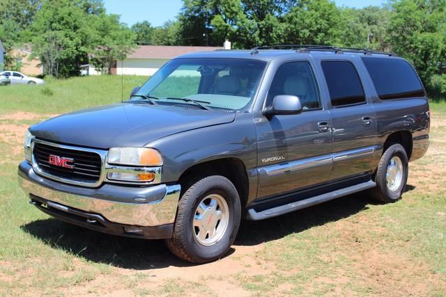 2002 GMC YUKON XL 1500 4WD SLT gray driver  front passenger front airbagsdriver  front passeng