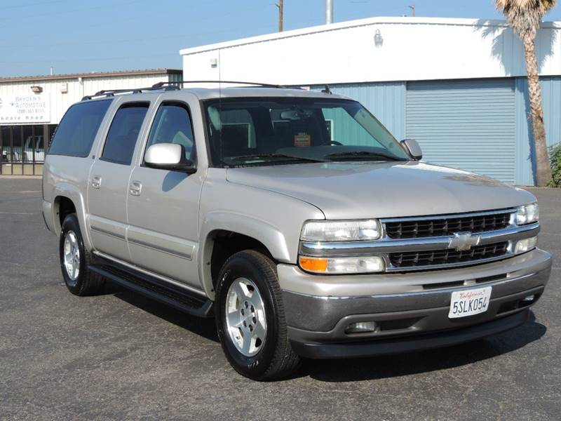 2006 chevrolet suburban ls 1500 in modesto ca valley auto outlet. Black Bedroom Furniture Sets. Home Design Ideas