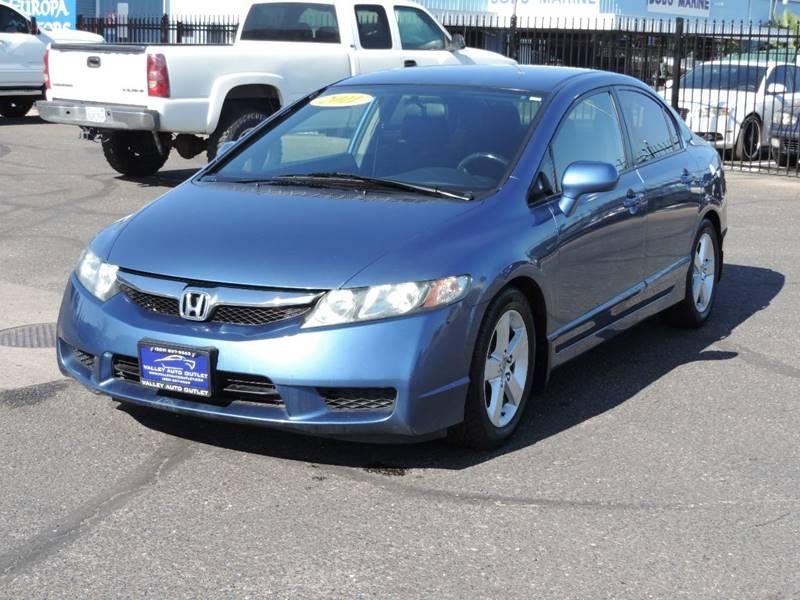 2011 Honda Civic LX S 4dr Sedan 5A   Modesto CA