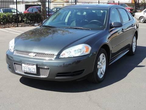 2012 Chevrolet Impala for sale in Modesto, CA