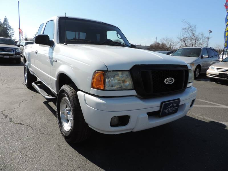 2004 ford ranger 2dr supercab edge rwd sb in modesto ca - valley