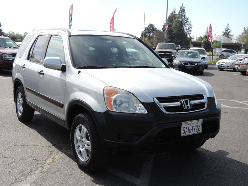 Valley Motor Honda >> 2003 Honda Cr V Awd Ex 4dr Suv In Modesto Ca Valley Auto