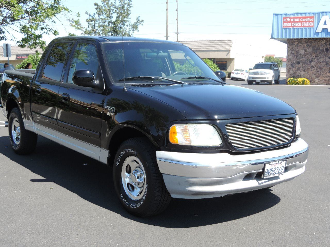 2003 Ford F 150 4dr Supercrew Xlt Rwd Styleside Sb In Modesto Ca F150 L V8 Contact