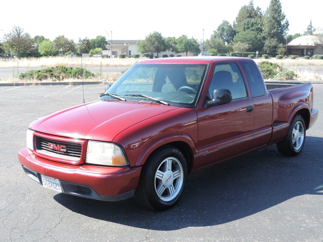 1998 gmc sonoma 2dr sls sport extended cab stepside sb in modesto ca valley auto outlet. Black Bedroom Furniture Sets. Home Design Ideas