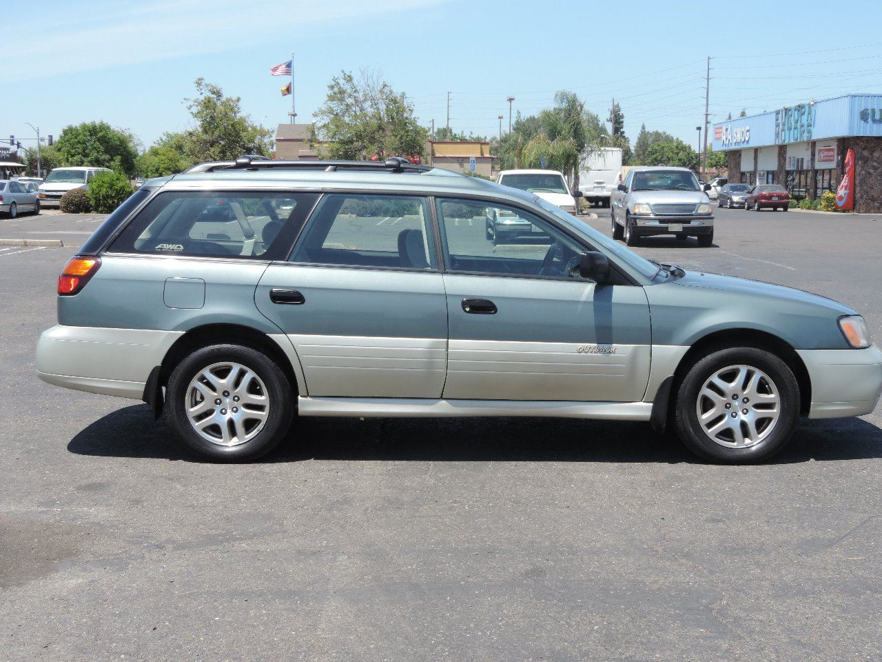 2000 Subaru Outback Awd 4dr Wagon In Modesto Ca Valley Auto Outlet Legacy Contact