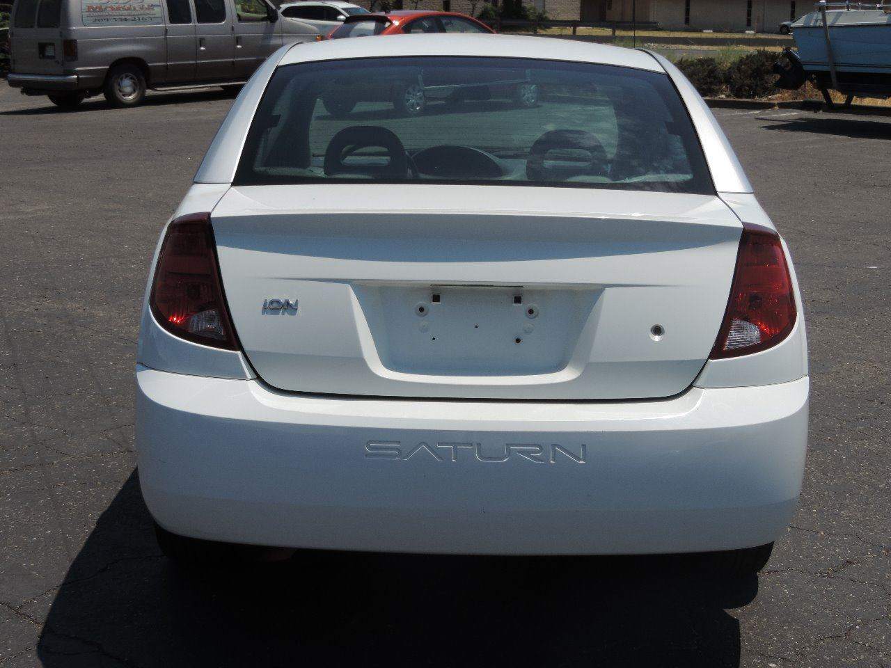 2003 Saturn Ion 2 4dr Sedan In Modesto Ca Valley Auto Outlet 3 Contact