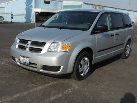 2008 Dodge Grand Caravan for sale in Modesto, CA