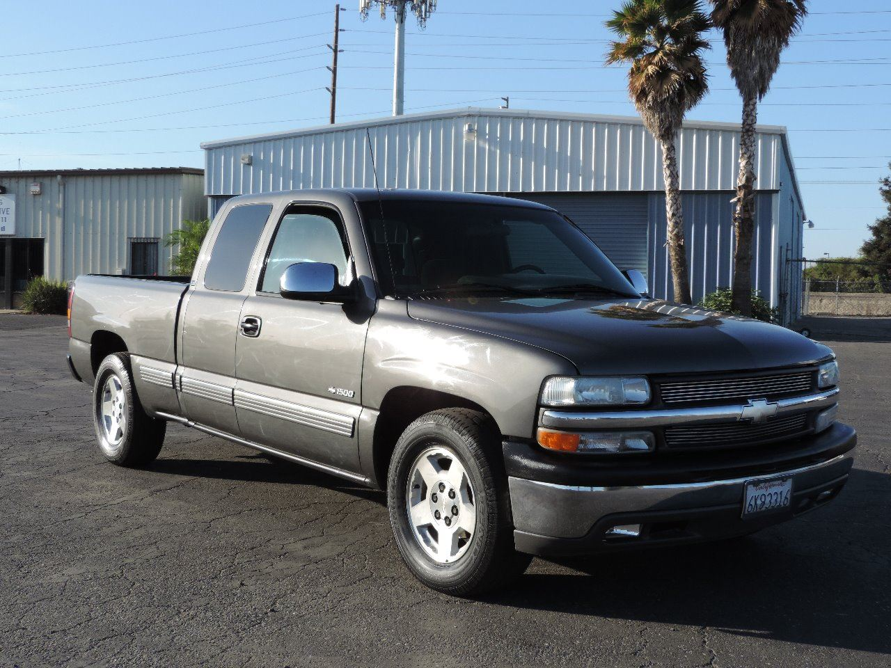 2001 chevrolet silverado 1500 4dr extended cab ls 2wd sb. Black Bedroom Furniture Sets. Home Design Ideas