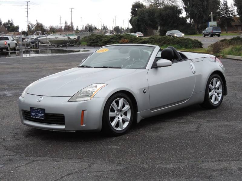 2005 Nissan 350Z Touring 2dr Roadster In Modesto CA - Valley Auto Outlet