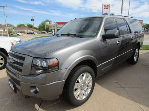 2012 Ford Expedition EL for sale in Hastings, NE