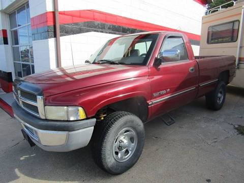 1995 Dodge Ram Pickup 1500 for sale in Hastings, NE