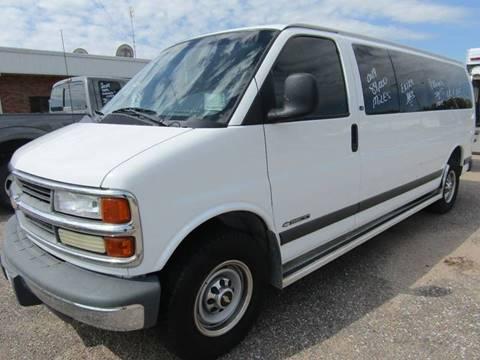2000 Chevrolet Express Passenger for sale in Hastings, NE