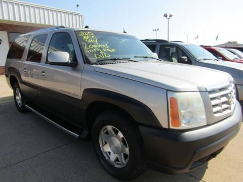 2005 Cadillac Escalade ESV for sale in Hastings, NE