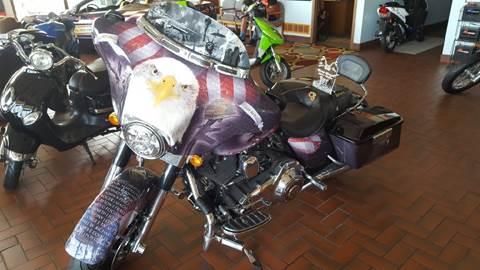 2010 Harley-Davidson FLHX for sale in Hastings, NE