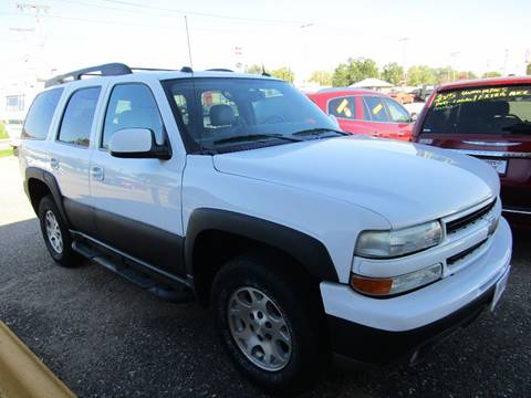 2004 Chevrolet Tahoe for sale in Hastings, NE