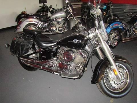 2002 Yamaha XVS65/A