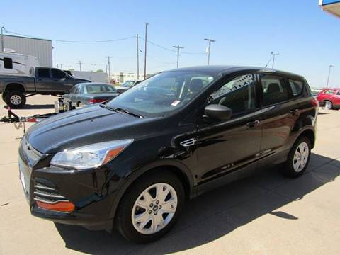 2016 Ford Escape for sale at Scott Spady Motor Sales LLC in Hastings NE
