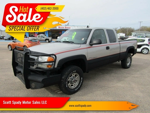 2006 GMC Sierra 2500HD for sale in Hastings, NE