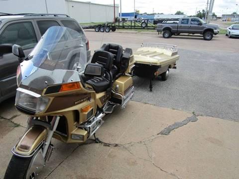 1985 Honda Goldwing