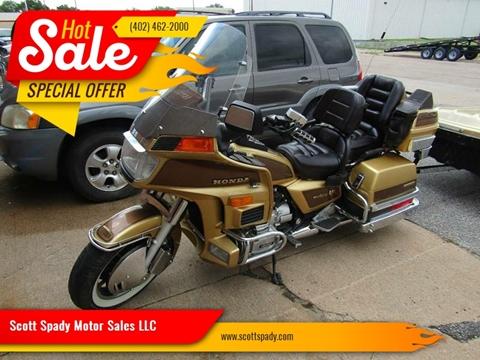 1985 Honda Goldwing for sale in Hastings, NE