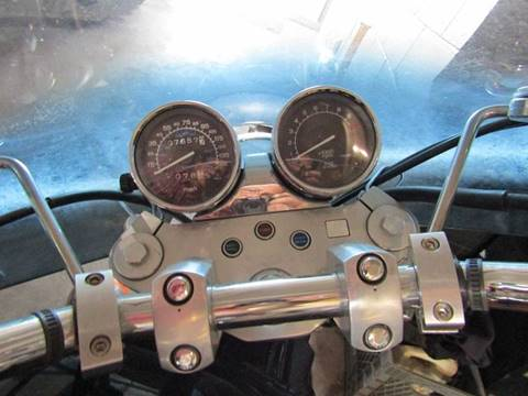 1999 Honda VF750C2