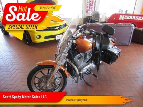 2014 HARLEY DAVIDSON XL883L