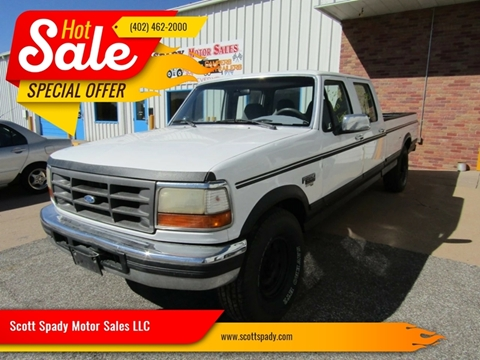 Ford Town Carlsbad Nm >> 1995 Ford F 350 For Sale In Hastings Ne
