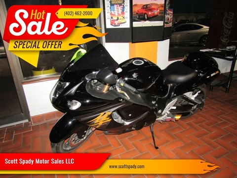 2014 Suzuki Hayabusa for sale in Hastings, NE
