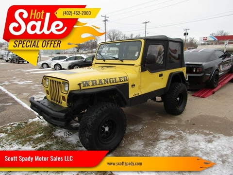 1992 Jeep Wrangler for sale in Hastings, NE