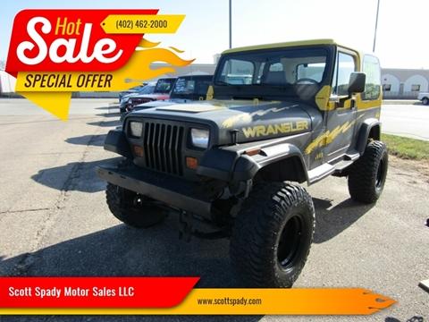 1988 Jeep Wrangler for sale in Hastings, NE