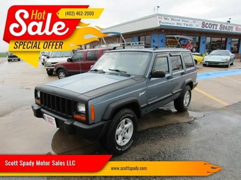 1998 Jeep Cherokee for sale in Hastings, NE