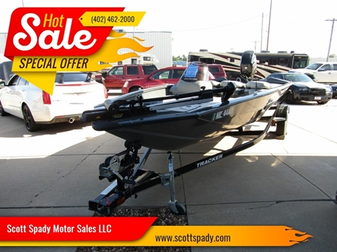 2014 Tracker BASS TRACKER for sale in Hastings, NE