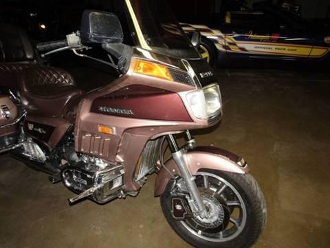 1986 Honda GL 1200A