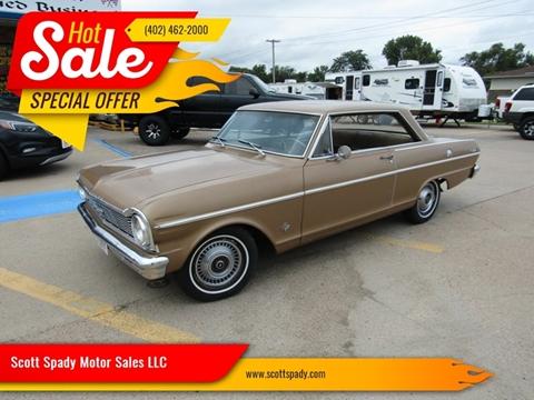 1965 Chevrolet Nova for sale in Hastings, NE