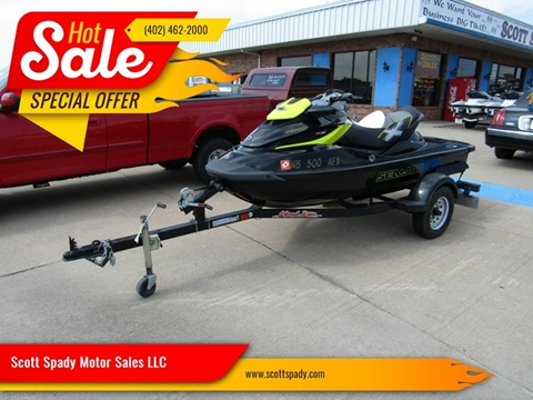 2013 Sea-Doo RXT for sale in Hastings, NE