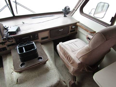 1988 Chevrolet Motorhome Chassis