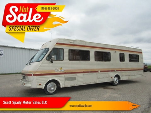1988 Chevrolet Motorhome Chassis for sale in Hastings, NE