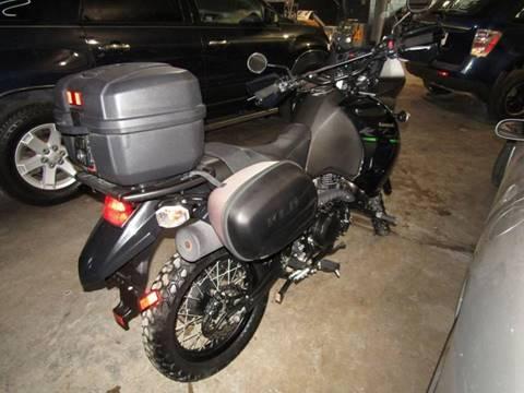 2014 Kawasaki KL650E