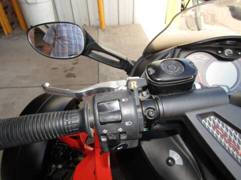 2012 Can-Am SPYDER RS-S 990