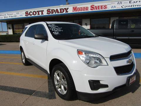 2012 Chevrolet Equinox for sale in Hastings, NE