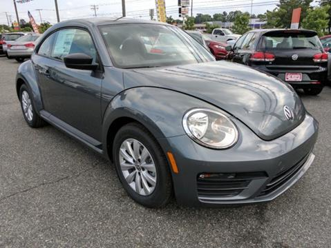 2017 Volkswagen Beetle for sale in Pasadena, MD