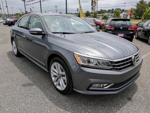 2017 Volkswagen Passat for sale in Pasadena, MD