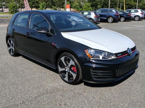 2017 Volkswagen Golf GTI for sale in Pasadena, MD