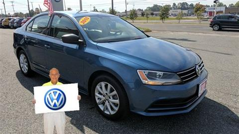 2015 Volkswagen Jetta for sale in Pasadena, MD