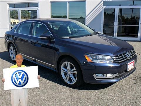 2015 Volkswagen Passat for sale in Pasadena, MD