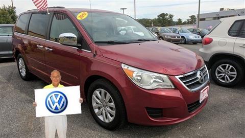 2012 Volkswagen Routan for sale in Pasadena, MD