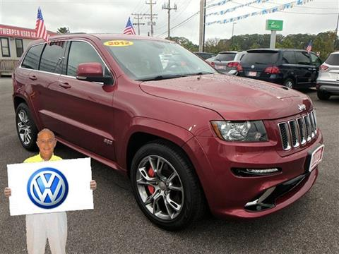 2012 Jeep Grand Cherokee for sale in Pasadena, MD