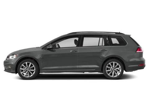 2019 Volkswagen Golf SportWagen for sale in Pasadena, MD